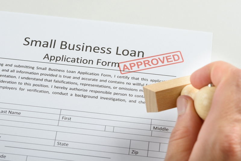 Appropriately named, microloans are small in size, making them ideal for start-up companies.